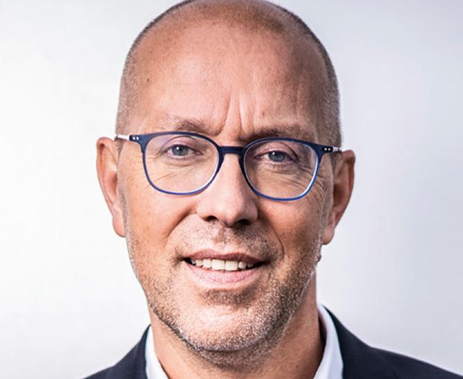 Jörg Asmussen, Hauptgeschäftsführer Gesamtverband der Deutschen Versicherungswirtschaft (GDV)