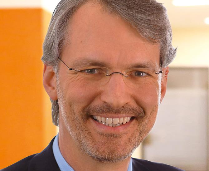 Dr. Helge Wulsdorf, Leiter Nachhaltige Geldanlagen bei der Bank für Kirche und Caritas eG