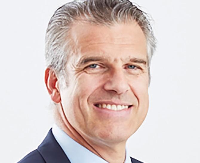 Dr. Achim Ernst, Global Officer Corporate Development, TÜV Rheinland
