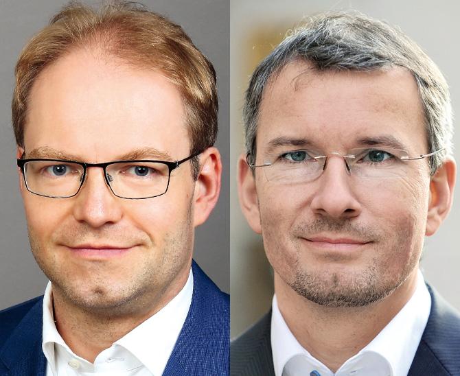 Gregor Jungheim ist freier Mitarbeiter, Tobias M. Karow ist Gründer und Geschäftsführer der Plattform stiftungsmarktplatz.eu.