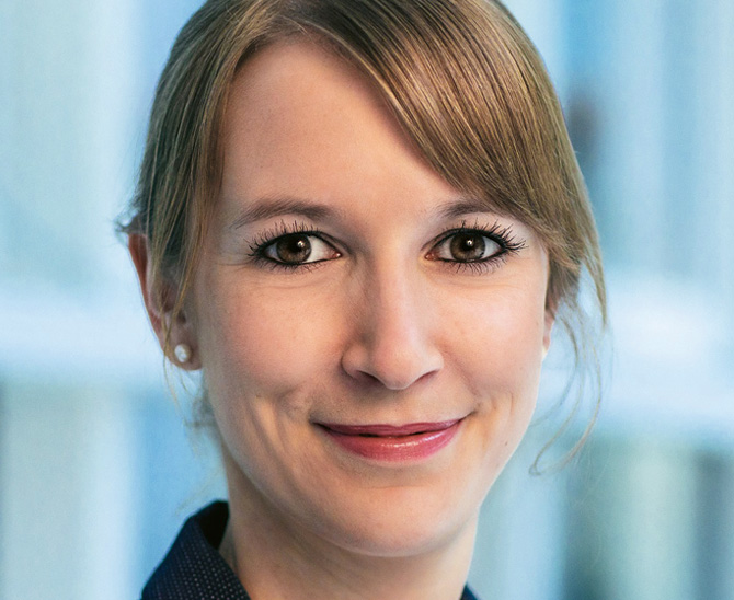 Dr. Vanda Rothacker, ESG Analystin, Union Investment Institutional