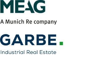 Logos von Meag und Garbe