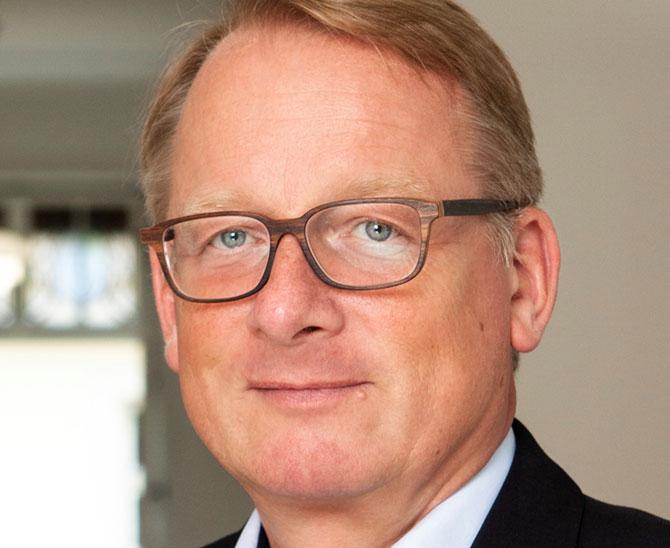 Ingo Strugalla, Geschäftsführender Vorstand Stiftung Schönau