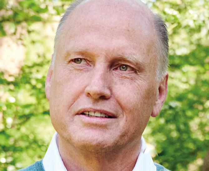 Vittor Cancian, Senior Portfolio Manager, APG