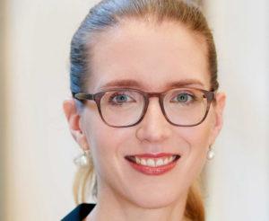 Laura Gersch von der Allianz will künftig eine BoLZ mit nur 80 Prozent Garantie anbieten.