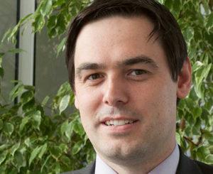 Dominik Stadelbauer, Leiter Kunden-Vertragsservice Leben der Nürnberger, denkt an kleinere Unternehmen.