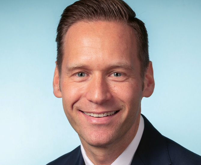Frank Diesterhöft, Head of Fixed Income Sales, Germany, Insight Investment