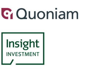Logos von Quoniam und Insight Investment