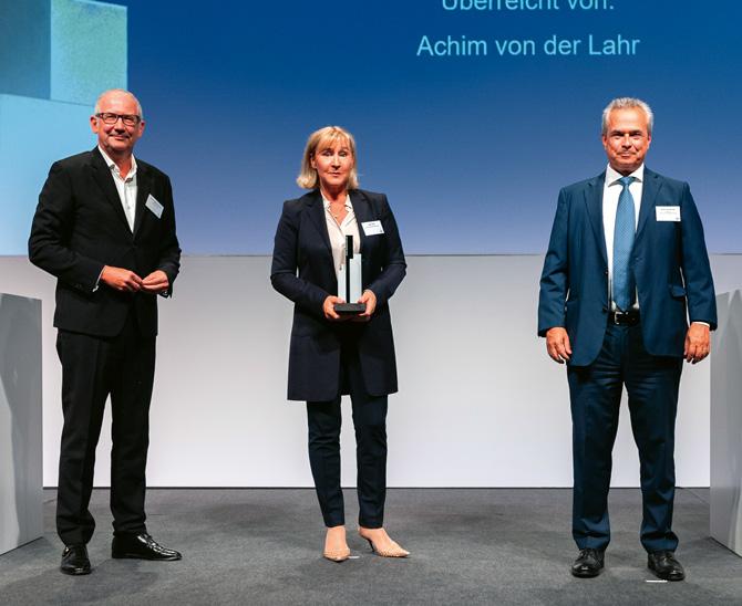 """Die Ärzteversorgung Westfalen-Lippe wird """"Bester Immobilieninvestor"""""""