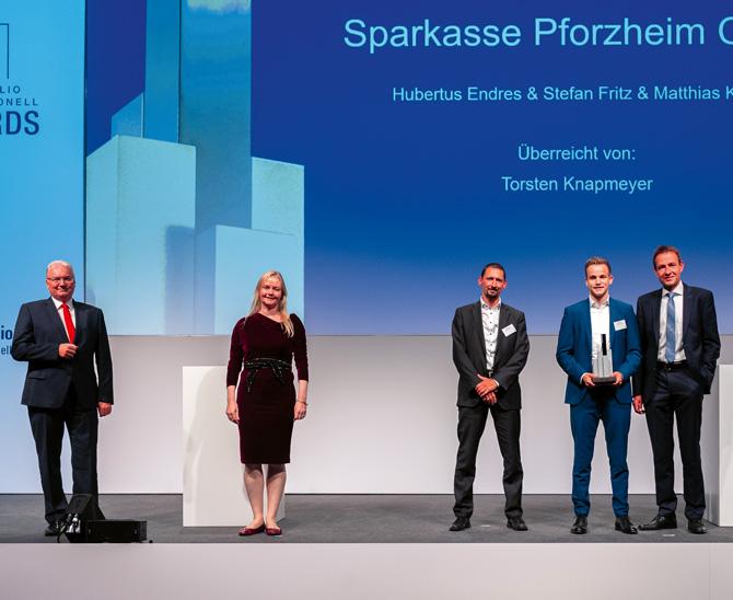 """Wirkungsvoll: Sparkasse Pforzheim Calw ist """"Bester Impact Investor"""""""