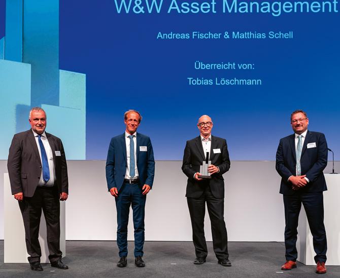 Das Risikomanagement der W&W AM ist vorbildlich auch in Sachen ESG